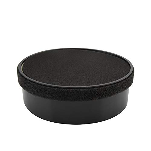 Filtre de remplacement de purificateur d'air 2 pièces pour filtre HEPA LEVOIT LV-H132 LV-H132-RF 7.48 × 7.48 × 2.44 pouces