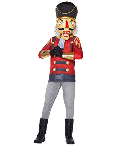 Spirit Halloween Kids Fortnite Crackshot Costume - M