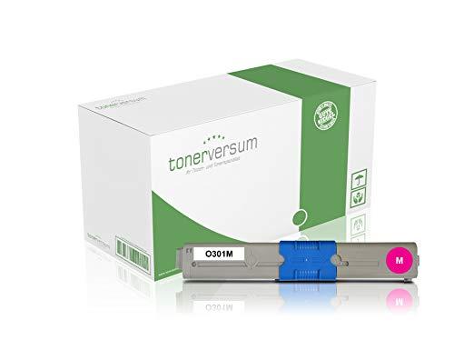 Toner compatibel met Oki 44973534 Magenta voor C301 C301dn C321dn MC332dn MC342 MC342dn MC342dnw laserprinter