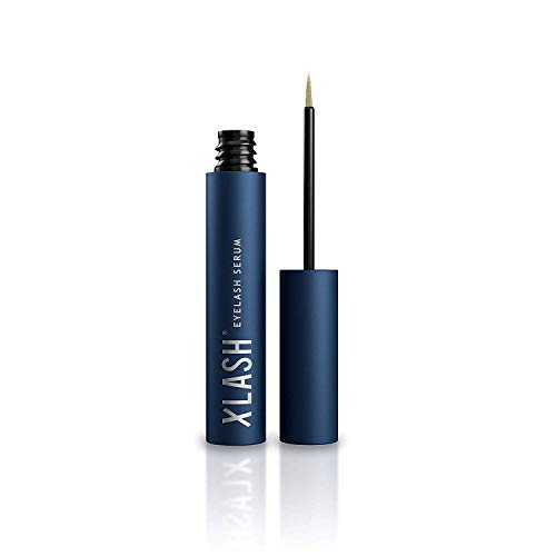 XLASH Eyebrow Eyelash Growth Serum – Superior Alternative to Falsies Mascara & Eyelash Extensions –Longer & Fuller – Activating, Lengthener, Enhancer Boost Serum – Strong, Thick & Nourished Eyelashes