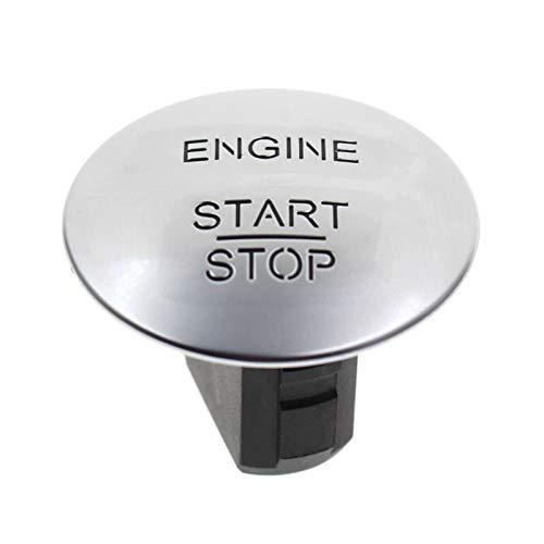 ZQALOVE ZHANGQINGAN Pouvoir Fit para Mercedes-Benz Push Start Botones Keyless Motor Start Stop CL550 ML350