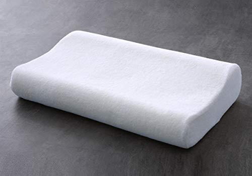 TODAY Oreiller Ergonomique 50/30/10/7, Coton, Blanc, 50x30x10 cm