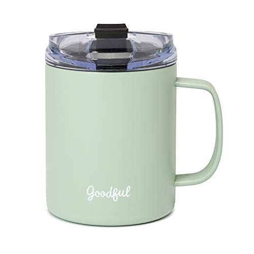 Stainless Steel Insulated Double Wall Vacuum Sealed Coffee Mug