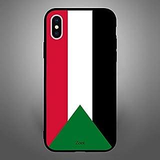 iPhone X Sudan Flag