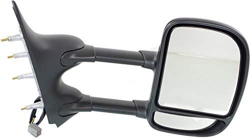 Kool Vue Mirror For 2009-2014 Ford E-250 2009 E-350 Super Duty RH