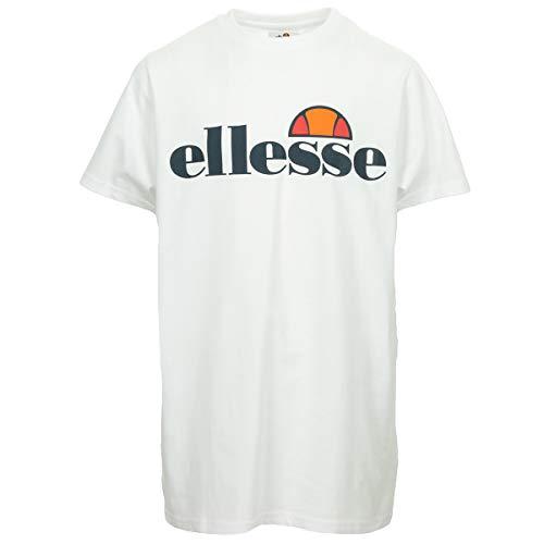 ellesse JENA T-Shirt pour Enfant Blanc 13/14 Ans