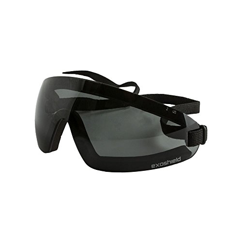 Schutzbrille Revision Exoshield Extreme Low-Profile smoke