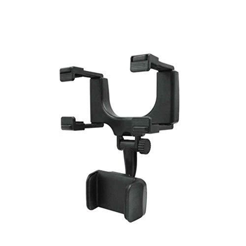 360-Grad-Drehung-Telefon-Halter-Auto-hintere Ansicht-Spiegel-Berg ABS Einstellbare Telefon Halterung Ständer