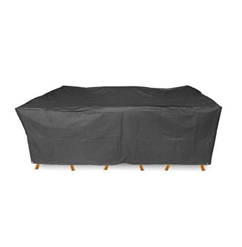 ZM-Cover 906 Tuinmeubelen afdekkingen terrasoverkapping Waterdicht Oxford stof beschermhoes voor tafel en stoelen (size : 170x94x70cm)