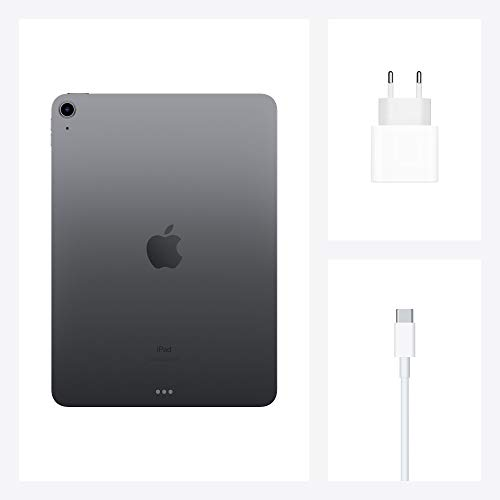 2020 Apple iPadAir (10,9, Wi-Fi, 64GB) - Space Grau (4. Generation)