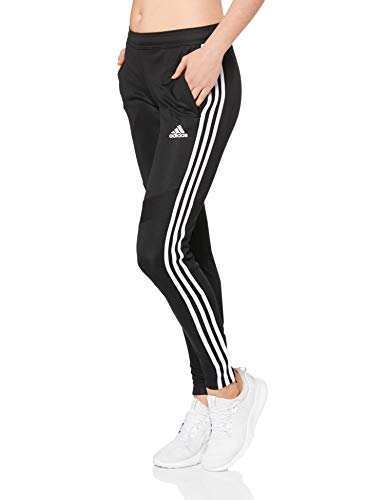 adidas Damen TIRO19 TR PNTW Sport Trousers, Black/White, XL