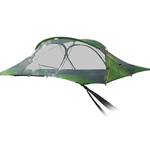OPNIGHDYMD Camping-Zelt, schwimmend Baum hängend Zelt, Selbstfahr Zelt, Camping Hammock, Moskitonetz Hängematte (Color : A)