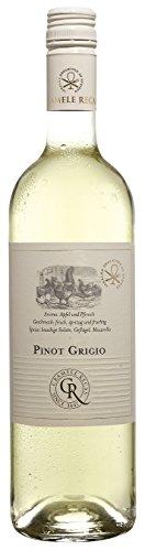 6x 0,75l - 2018er - Cramele Recas - Pinot Grigio - Rumänien - Weißwein trocken