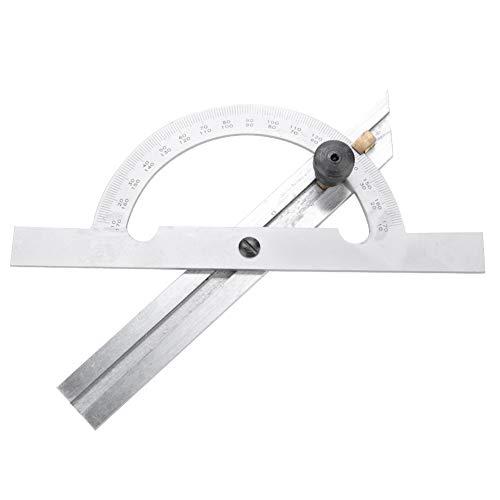 Winkellineal, Winkelmesser, Kohlenstoffstahlwerkstatt für Winkelmessung
