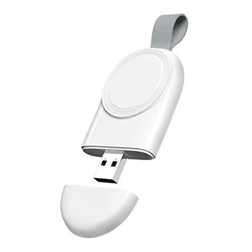 TISHITA Soporte de Carga de Cargador USB Magnético Portátil para Watch Series