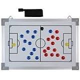 Netsportique Pizarra magnética para la Estrategia del fútbol [Super] **Accesorios INCLUIDOS** (60...