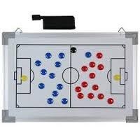 POWERSHOT® - Pizarra magnética de táctica, incluye accesorios, 45 x 30 cm