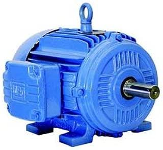 WEG NEMA Premium Efficiency Motor, 25012ET3G586/7-W22, 250 HP, 1200 RPM, 460 V, TEFC, 586/7, 3 PH