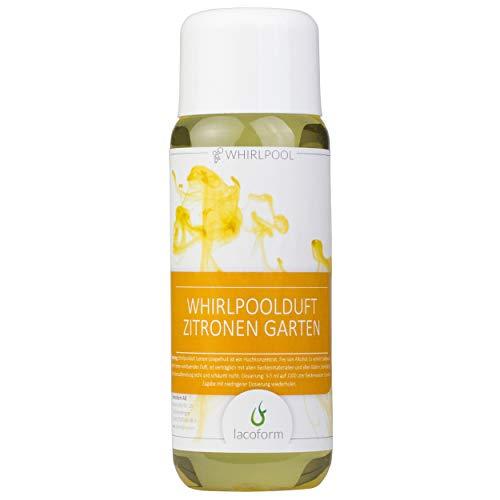 Höfer Chemie 250 ml Whirlpool Duft ZITRONENGARTEN für SPA und Whirlpool Duft Aroma