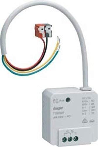 Hager TYB692F grijs stopcontact