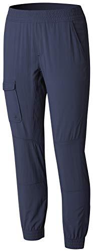 Columbia - Lange Radsport-Hosen für Jungen in Nocturnal, Größe S