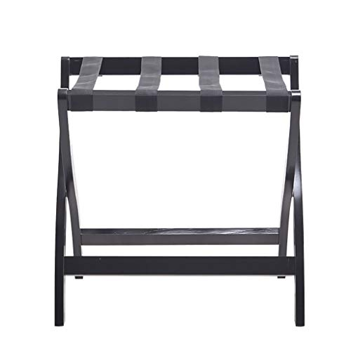 Folding Camping Backpack Solid Wood Foldable Luggage Rack, Suitcase Stand, For Holding Suitcases Backpacks As Luggage Support And Suitcase Shelf, Flower Stand, Bearing 80kg(176ibs),60*40*60cm