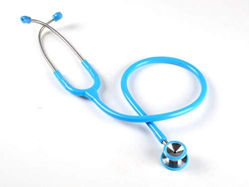 Gima - Stesoscopio Duofono Classic, Lira Colore Rosa, Littmann Style, Pediatrico, Stetoscopio Professionale