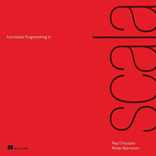 Functional Programming in Scala audiobook cover art
