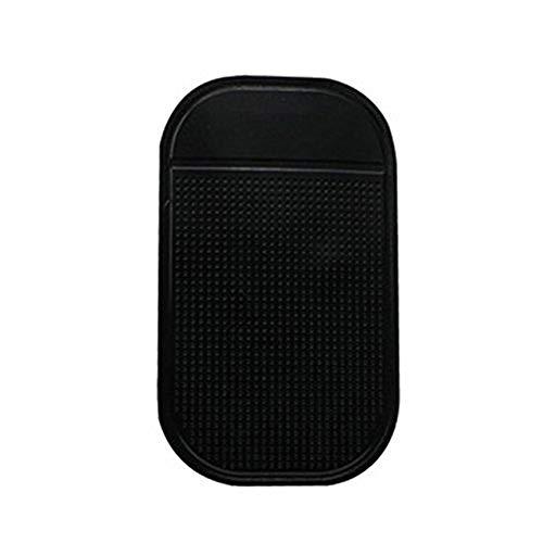 Topdo 1pcs Antidérapant Tapis Silicone Voiture Anti Slip Non Collant Tapis de Tableau de Bord,Réutilisable, démontable, Lavable, Recyclable et respectueux de l'environnement