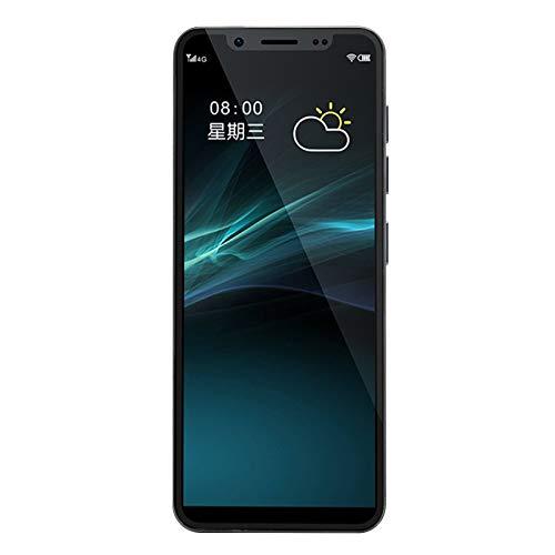 Teléfono móvil S11S de 4.82 pulgadas, teléfono móvil Netcom completo, teléfono móvil con doble modo de espera de tarjeta dual 4G, con cubierta trasera de vidrio metálico texturizado(3 + 32 GB)