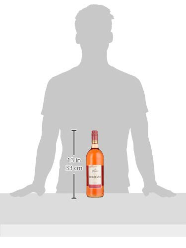 Mederaño Rosado Wein (6 x 1l) l Cuvée l halbtrocken l fruchtig leicht l für gemütliche Abende mit Freunden - 5