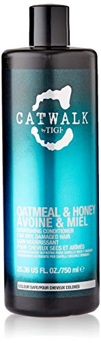 BED HEAD by TIGI Catwalk Oatmeal Honey Nourishing Acondicionador - 750 ml