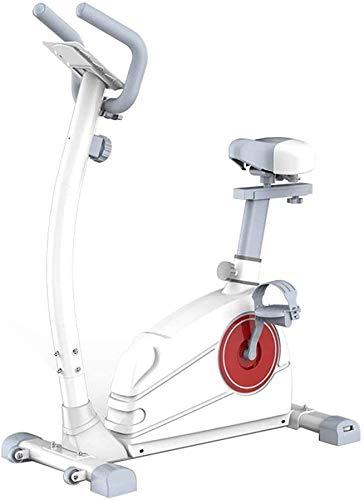 Wghz [Promoción 2021] Bicicleta estática Ultra silenciosa Pedal Interior Ejercicio Compacto doméstico Bicicleta estática Vertical Equipo de Fitness