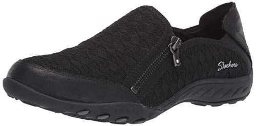 Skechers Women's Breathe-Easy-Wise Words Sneaker