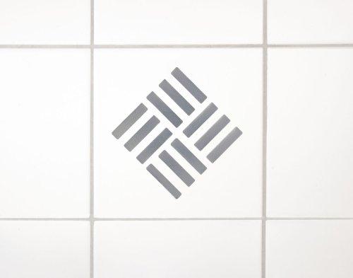 Wenko 3D-Fliesendekor 6-er