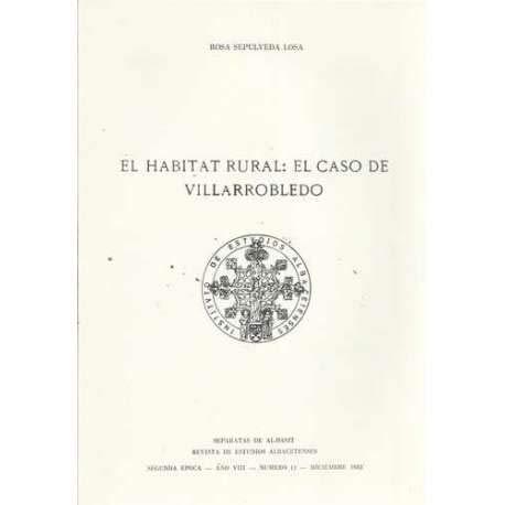El habitat rural: el caso de Villarrobledo