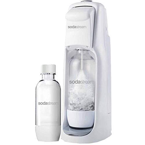 sodastream Machine à Soda Jet Plus + 1 Bouteille Pet Blanc 0,5 L
