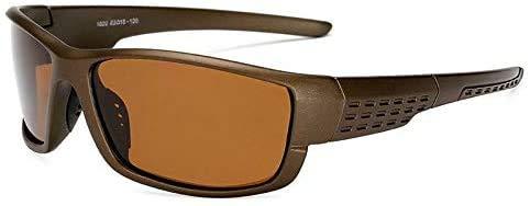 LEIXIN Squashbrille Sport polarisierte Sonnenbrille Außen einen.Kreislauf.durchmachenglas Windschutzscheibe Sonnenbrillen Outdoor Brille (Color : B)