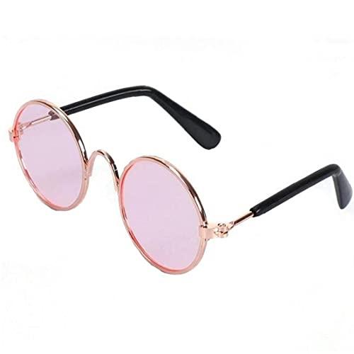 1 Pz Pet Eye-Wear Glasses Foto Puntelli Pet Occhiali Sole Forniture per Cani per Piccoli Cani