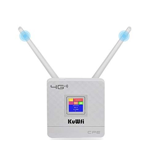router tarjeta sim fabricante KuWFi