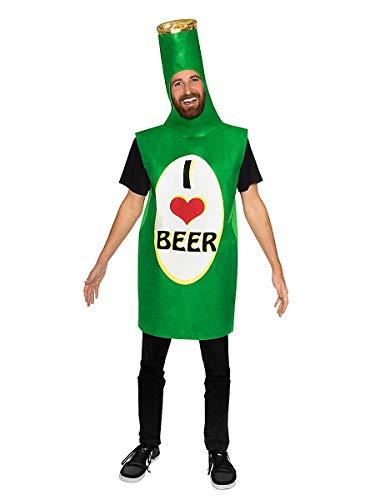 Maskworld Bier Karneval Fun-Kostüm für Erwachsene