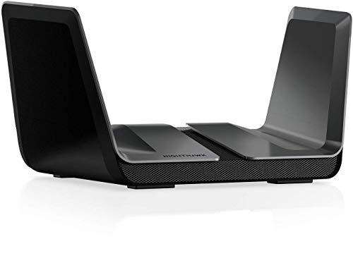 NETGEAR Nighthawk AX8 8-Stream WiFi 6 Router (RAX80) - AX6000 Wireless Speed (up to 6Gbps) |...