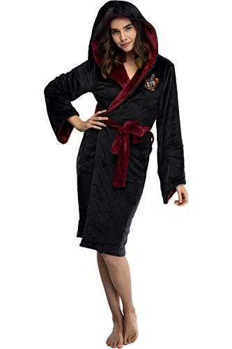 Harry Potter Juniors' Plush Costume Robe Hogwarts Houses - (Gryffindor, Large)