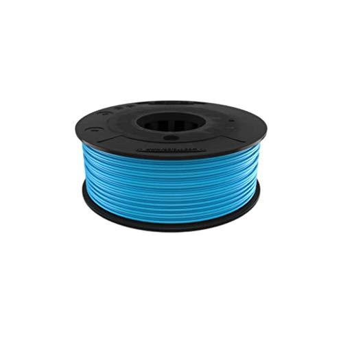 Recreus FBLUE175250Filamento elastico per stampante 3D, 1,75mm, 250g, 1/2lb, Blu