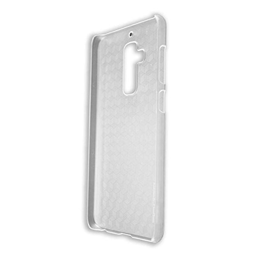 caseroxx Backcover für HOMTOM S8, Tasche (Backcover in transparent)