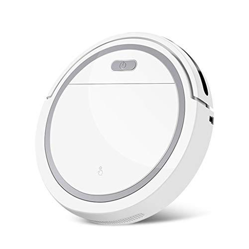 3 en 1 inteligente voz barrido robot USB recargable inteligente aspirador aspirador robot limpiador pelo mascota