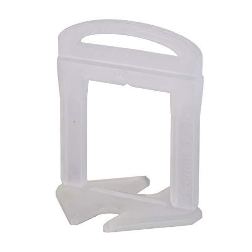 Rubi 2855 Bridas, Blanco, 3-12 mm, Set de 2400 Piezas