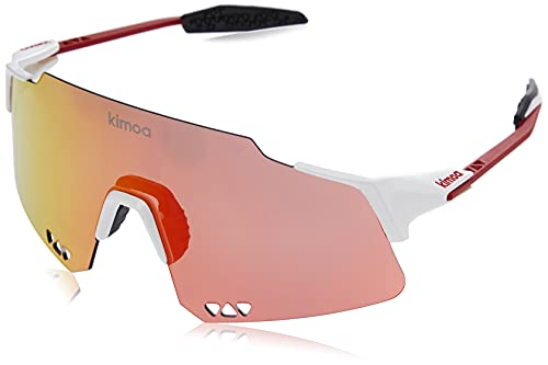 KIMOA White_Red+Red Claret Sunglasses Pack