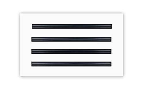 12x8 Standard Linear Slot Diffuser - AC Vent Cover - HVAC Register