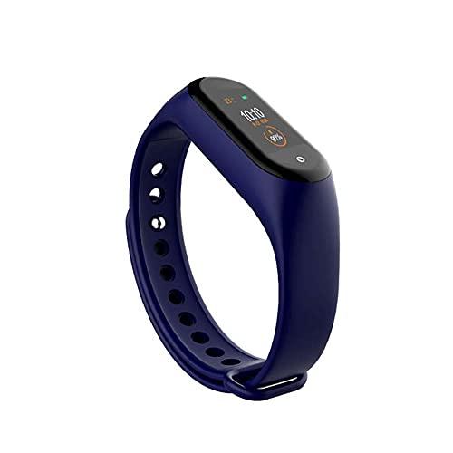 DLBJ Smartwatch, Reloj Inteligente Impermeable Reloj Deportivo Hombre Mujer niños, Oxígeno En Sangre Pulsómetro Monitor de Sueño para Android iOS